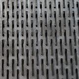 La meilleure plaque de poinçon d'acier inoxydable de qualité