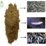 La volaille d'alimentation des animaux de farine de poisson d'anchois alimentent