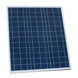 comitato solare 12V poli 40W per la batteria di carica