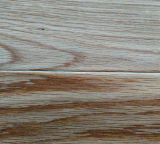 多層自然なカラースムーズなフランスのカシによって設計されるフロアーリング