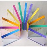 Panneau en acrylique et feuille acrylique en matière plastique PMMA Transparent