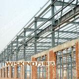 Proyecto de estructura de acero prefabricados Wiskind