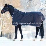 Couverture lourde de cheval de l'hiver de sellerie d'assemblée de polyester de mode