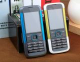 Original ultrafina de la barra teléfono móvil del teléfono de 5000 G/M