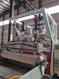 De Mat die van de Rol van pvc het Kussen van pvc van de Lijn het Uitdrijven van Machine bekleden maken