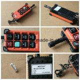 F21-E1b de controle remoto universal, Telecrane F21-E1b