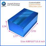 Casella di alluminio impermeabile di allegato