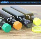 пластичный опарник хранения зеленого цвета защитного прозрачного стекла 500ml для оливкового масла
