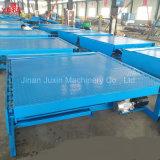 Leveler di bacino stazionario del magazzino idraulico elettrico