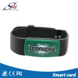 13.56MHz 시계 디자인 Rewritable RFID PVC 소맷동