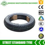 Neumático estándar 90/90-12 de la motocicleta de la calle