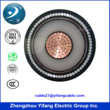 Medium Voltage를 위한 지하 3 Core Electric Power Cable