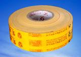 알루미늄 Porfile를 위한 강한 접착을%s 가진 로고에 의하여 인쇄되는 PE 필름