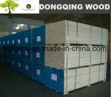 LVL de bois de charpente de placage stratifié par usage extérieur avec le faisceau de pin