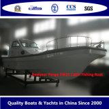 Bestyear cabina del barco de pesca de Panga 31