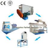 Planta de fabricación de pequeña capacidad para la producción del pienso