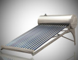 serbatoio di acqua Solar Collector di 100liter Stainless Steel Solar Water Heater Solar Hot