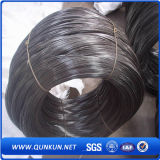 Recocido negro de sujeción del cable de fábrica