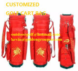 Preiswerter Karren-Beutel der PU Dame-Golf, Golf-Gewehr-Beutel, Golf-Bleistift-Beutel, Golf-Produkte