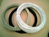PVCによって塗られるエレクトロによって電流を通される鉄ワイヤー