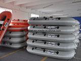 Liya 2.2m bis 2.8m aufblasbares Paddel-Boots-kleines Fischerboot