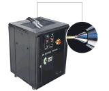 Tratamiento de la superficie de plasma de la máquina para cuadros, cristal, plástico.