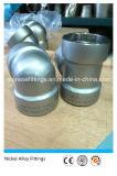 Instalaciones de tuberías de acero de aleación de níquel de ASTM B564 (UNS N06625)