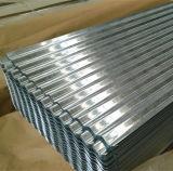 Stark/weich Stahlmaterial-gewölbtes Stahlblech-Stahldach-Fliesen PET PVDF beschichteten