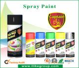 Capitaine ID-219 à base d'eau inoffensive Spray Paint pour Verre Métal