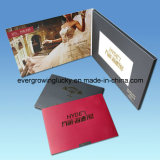 Factory Supply 5.0inch écran LCD vidéo carte de visite