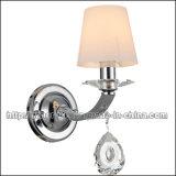De Lamp van de Blakers van de Muur van het Kristal van het Hotel van Ce met de Schaduwen van het Glas