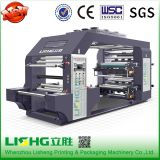 <Lisheng> Ruian Plastiktasche-Drucken-Maschine mit keramischer Rolle
