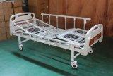 고품질 병원 사용 2 크랭크 수동 배려 침대 또는 의학 침대 또는 병상 (SK-MB106)