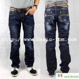 Los hombres de algodón de diseño de clase alta Jean