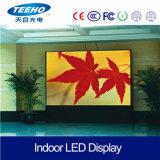El panel de alquiler de P2.5 LED para de interior