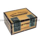 Kundenspezifischer spanische Zeder-hölzerner Zigarre-Luftfeuchtigkeitsregler