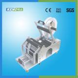 Keno-L102 Bom Qualitypvc Máquina de rotulação de rótulo de Borracha