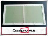 Portilla de aluminio del acceso de la venta de la fábrica con la tarjeta de yeso AP7710
