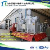 Inceneratore industriale dello spreco del cuoio
