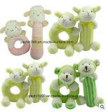 Puzzle-Toy Plush Soft Ensemble de trappeur pour bébé