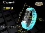 U9 intelligent Bluetooth Bracelet Bracelet de sports d'alarme antivol intelligent