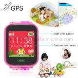 Вахта отслежывателя GPS малышей с экраном касания Y9 1.44 дюймов цветастым