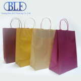Des sacs de magasinage pour l'emballage kraft