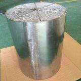 Filtro de fluxo parcial de diesel e filtro de partículas diesel especial metálico DPF