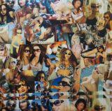 Tsautop Venta caliente de 0,5 m/1m de ancho de la belleza de las niñas bellos diseños de impresión por transferencia de agua de las películas de cine hidrográfica Aqua Imprimir Tscw081