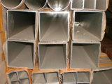 Tubo quadrato di alluminio per il connettore 7075
