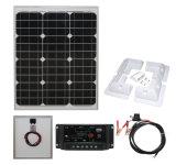 Panneau solaire mono 40W pour charger la batterie 12V
