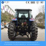 Китайские сад/ферма 140HP аграрная/компакт/миниая трактор быть фермером/лужайки с зависимой задим Pto