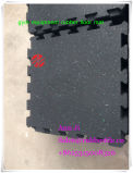 Spielplatz-quadratische Kind-Gummibodenbelag-Fliese-Matte