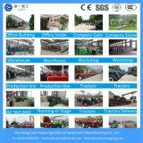 40HP 4WD landwirtschaftlicher Bauernhof/Vertrag/Mini-/Rasen/Garten/elektrische Anfangstraktor-Fabrik mit Cer-Bescheinigungen